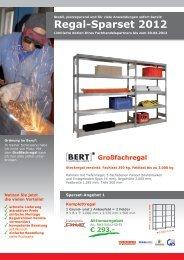 Regal-Sparset 2012