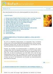 1. Gemeinsamer Erfolg für BioFach América Latina und Expo ...