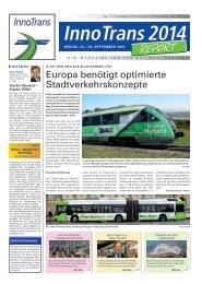 Europa benötigt optimierte Stadtverkehrskonzepte - milani