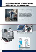 Nilfisk Ride-on scrubber/dryers - Page 2