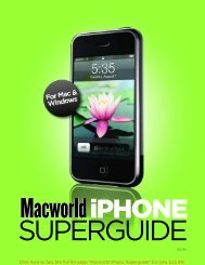Macworld iPhone Superguide - Take Control