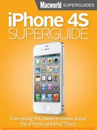 Macworld iPhone 4S Superguide (1.0) SAMPLE - Take Control