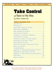 Take Control of Back to My Mac (1.0)