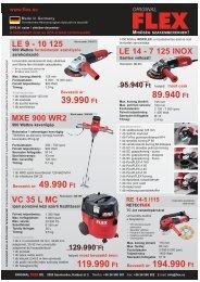49.990 Ft - Taki Tech