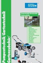 Pumpentechnik/Gartentechnik Gartenzubehör/