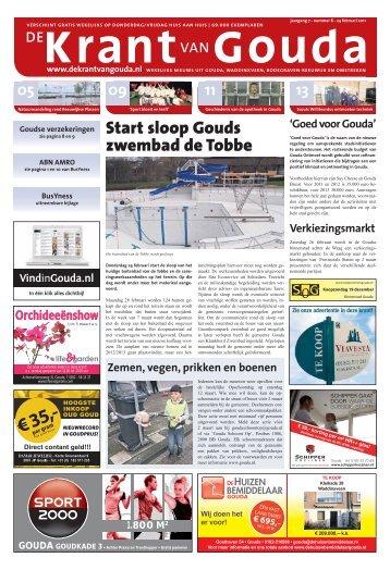 Let op! - de Krant van Gouda