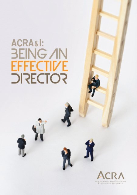ACRA I Being An Effective Director