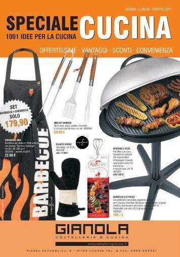 Speciale cucina 3 - Coltelleriagianola.it