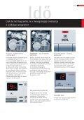AEG-Electrolux mosogatógép - AVmedia - Page 7