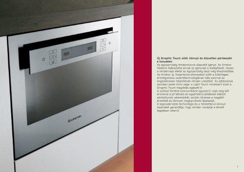 Ariston sütők - Kapos Design Bt.