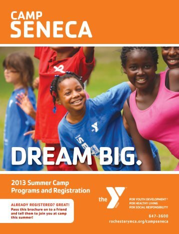 CAMP - YMCA of Greater Rochester