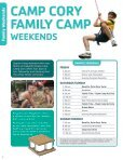 Camp Cory - YMCA of Greater Rochester - Page 4