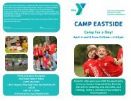 CAMP FOR A DAY.pdf - YMCA of Greater Rochester