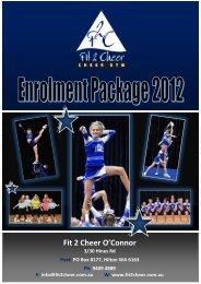 F2C Enrolment Package 2012_O\'Connor(2).pdf - Fit 2 Cheer