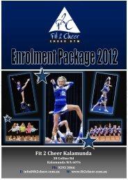 F2C Enrolment Package 2012_Kalamunda(1).pdf - Fit 2 Cheer