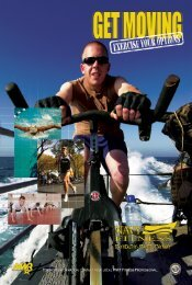Navy Fitness Posters