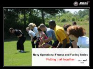 NOFFS Fitness - Putting It All Together
