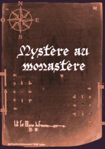 Mystère au monastère - Sden