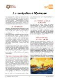 LA NAvIGAtION à ROkUGAN - Sden - Page 3