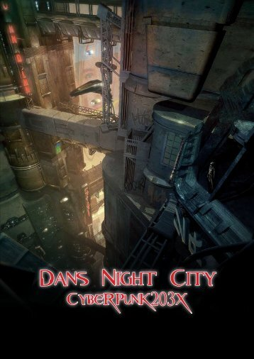 Dans Night City - Sden
