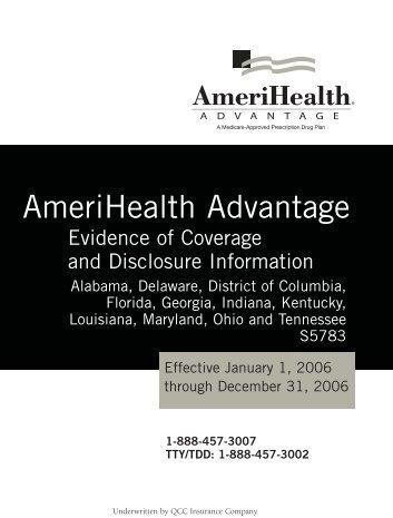 AmeriHealth Advantage - AmeriHealth.com