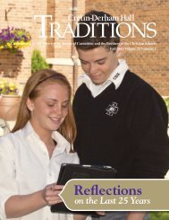 Traditions - Cretin-Derham Hall