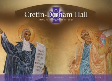 Annual Report - Cretin-Derham Hall