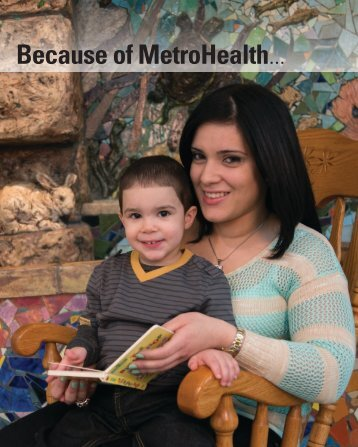 Annual Report - The MetroHealth System