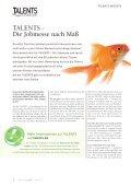 TALENTS – DIE JOBMESSE - Seite 2
