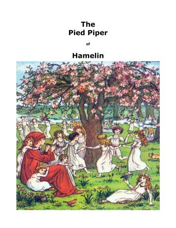The Pied Piper Hamelin - Tale Wins