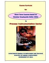 Process Instrumentation Sector - Talim Rojgar