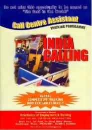 Call Centre Assistant Training - Talim Rojgar