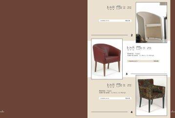 Sedie e sgabelli legno - Tamagnini