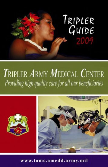 Tripler Army Medical Center - U.S. Army