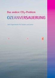 Das andere CO2-Problem - OZEANVERSAUERUNG