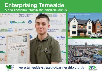 Economic Strategy 2012 - Tameside Strategic Partnership