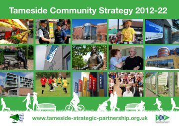 Tameside Community Strategy 2012-22 - Tameside Strategic ...