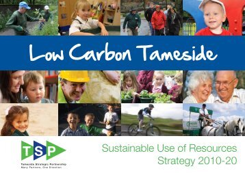 Low Carbon Tameside Strategy - Tameside Strategic Partnership