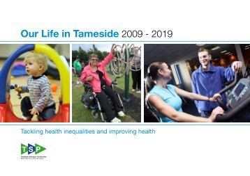 Tackling Health Inequalities and Improving Health - Tameside ...