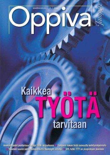 Oppiva Tampere 2/2005 - Tampereen kaupunki
