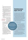 Oppiva Tampere 2/2005 - Tampereen kaupunki - Page 6