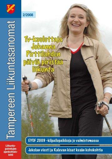 Tampereen Liikuntasanomat - Tampereen kaupunki