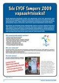 Tampereen Liikuntasanomat - Tampereen kaupunki - Page 2