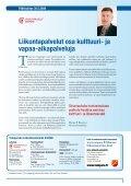 Tampereen Liikuntasanomat - Tampereen kaupunki - Page 3