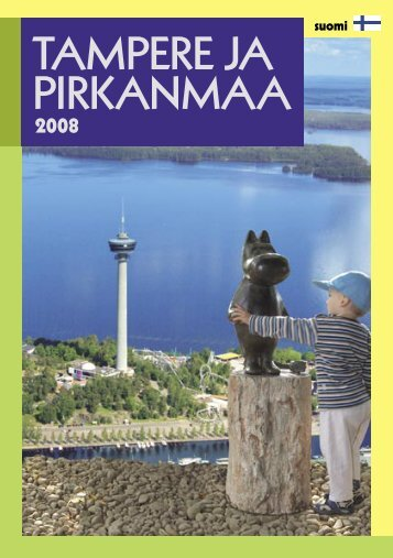 Matkailuesite 2008 - Tampereen kaupunki