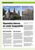Matkailuesite 2008 - Tampereen kaupunki - Page 4