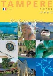 TAMPERE Guide touristique 2006