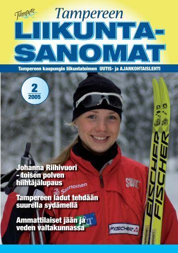 Tampereen Liikuntasanomat 2/2005