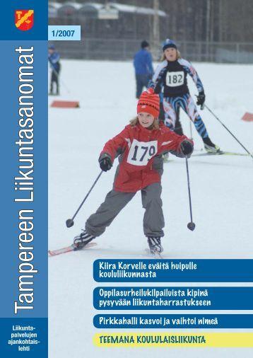 1/2007 - Tampereen kaupunki