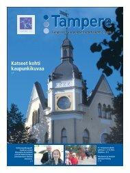 Tampere-lehti 3/2005 - Tampereen kaupunki
